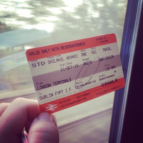 sailandrail ticket