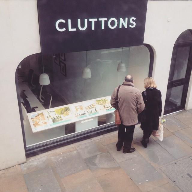 cluttons islington