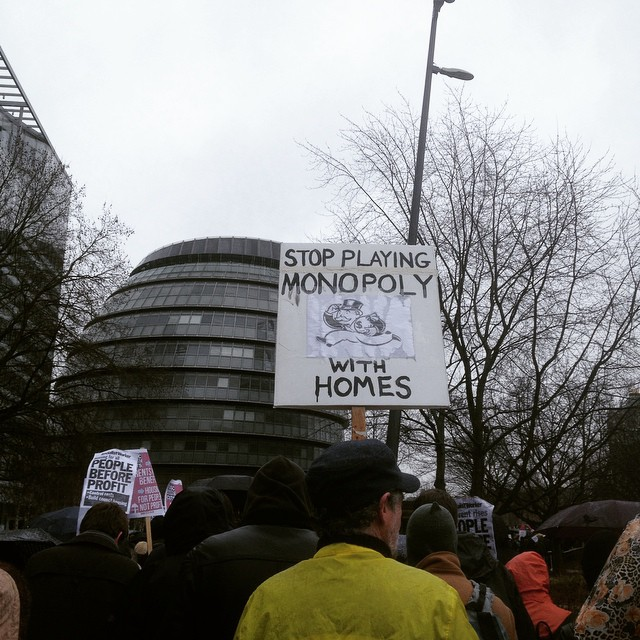 march for homes monopoly